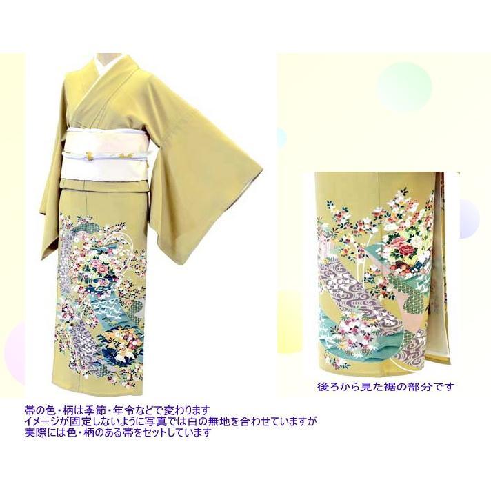 色留袖 レンタル 944番 20点フルセットレンタル 往復送料無料|kimono-world|02