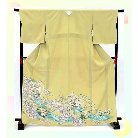色留袖 レンタル 944番 20点フルセットレンタル 往復送料無料|kimono-world|03