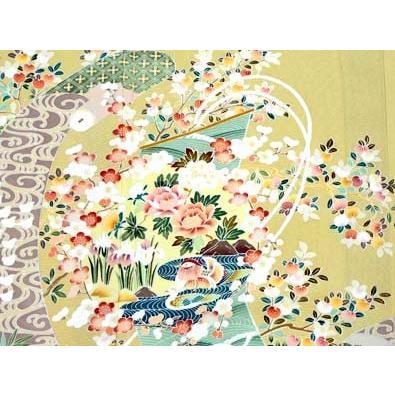 色留袖 レンタル 944番 20点フルセットレンタル 往復送料無料|kimono-world|04