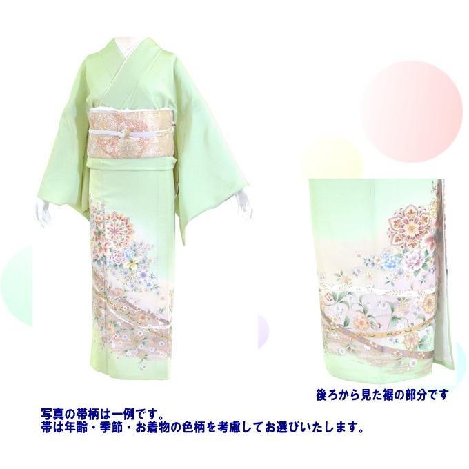 色留袖 レンタル 945番 20点フルセットレンタル 往復送料無料 kimono-world 02