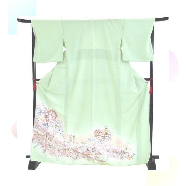 色留袖 レンタル 945番 20点フルセットレンタル 往復送料無料 kimono-world 03
