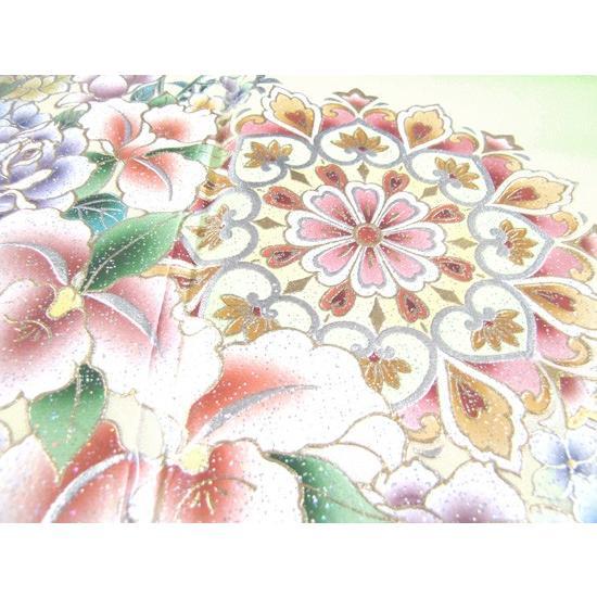 色留袖 レンタル 945番 20点フルセットレンタル 往復送料無料 kimono-world 04