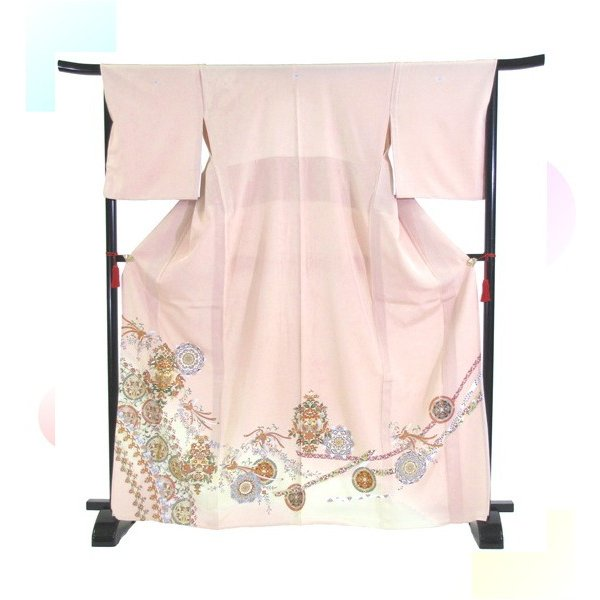 色留袖 レンタル 946番 20点フルセットレンタル 往復送料無料 kimono-world 03