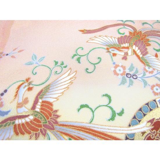 色留袖 レンタル 946番 20点フルセットレンタル 往復送料無料 kimono-world 06
