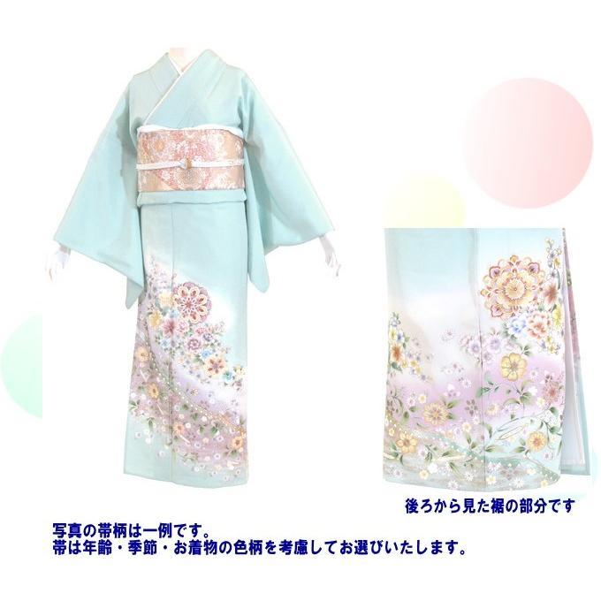 色留袖 レンタル 947番 20点フルセットレンタル 往復送料無料 kimono-world 02
