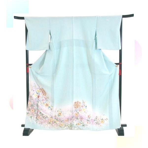 色留袖 レンタル 947番 20点フルセットレンタル 往復送料無料 kimono-world 03