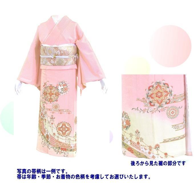 色留袖 レンタル 948番 20点フルセットレンタル 往復送料無料|kimono-world|02