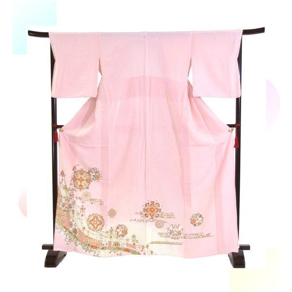 色留袖 レンタル 948番 20点フルセットレンタル 往復送料無料|kimono-world|03