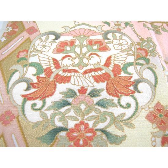 色留袖 レンタル 948番 20点フルセットレンタル 往復送料無料|kimono-world|05