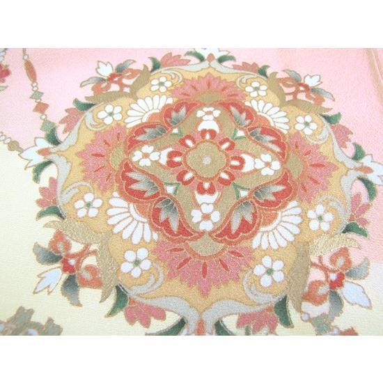 色留袖 レンタル 948番 20点フルセットレンタル 往復送料無料|kimono-world|06