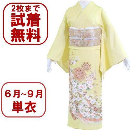 色留袖 レンタル 949番 20点フルセットレンタル 往復送料無料|kimono-world