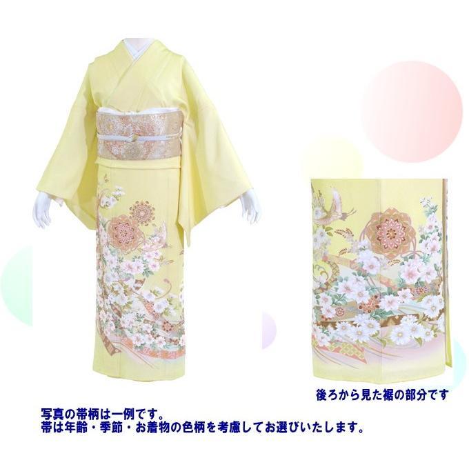色留袖 レンタル 949番 20点フルセットレンタル 往復送料無料|kimono-world|02