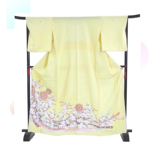 色留袖 レンタル 949番 20点フルセットレンタル 往復送料無料|kimono-world|03