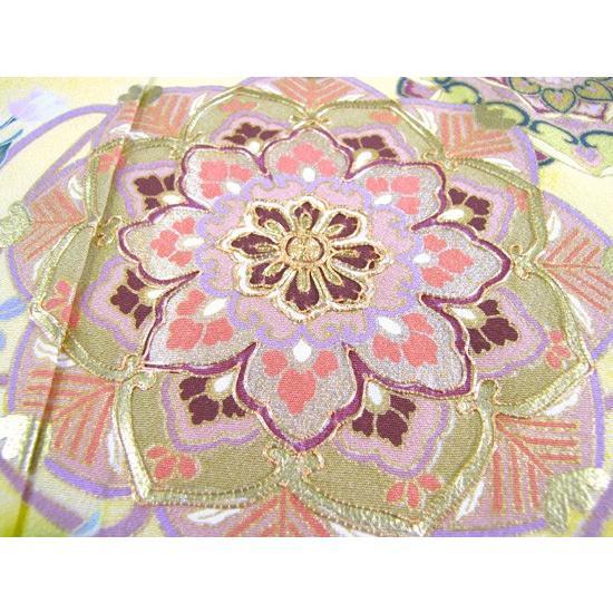 色留袖 レンタル 949番 20点フルセットレンタル 往復送料無料|kimono-world|04