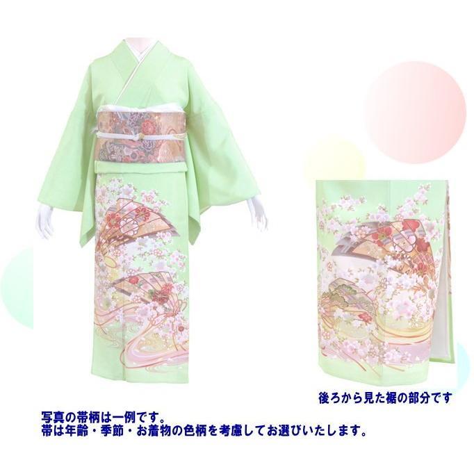 色留袖 レンタル 950番 20点フルセットレンタル 往復送料無料|kimono-world|02