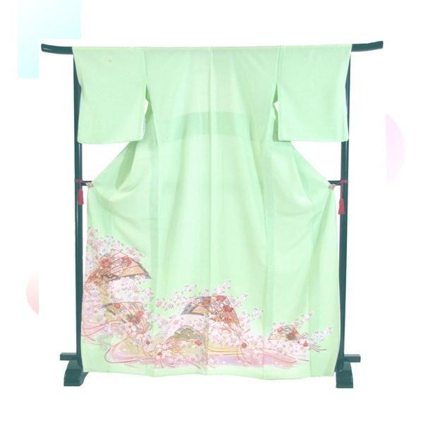 色留袖 レンタル 950番 20点フルセットレンタル 往復送料無料|kimono-world|03
