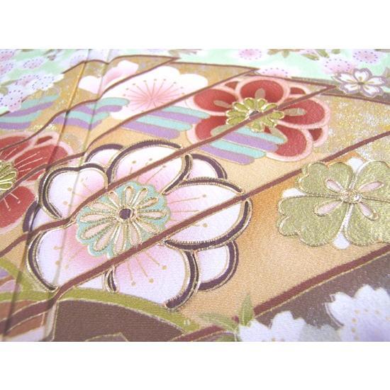 色留袖 レンタル 950番 20点フルセットレンタル 往復送料無料|kimono-world|04