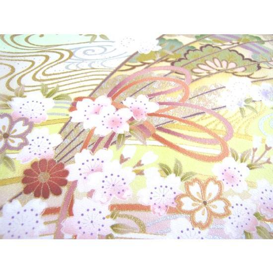 色留袖 レンタル 950番 20点フルセットレンタル 往復送料無料|kimono-world|05