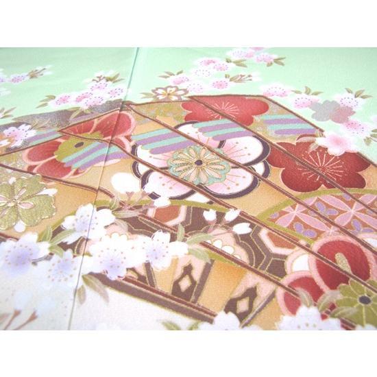 色留袖 レンタル 950番 20点フルセットレンタル 往復送料無料|kimono-world|06