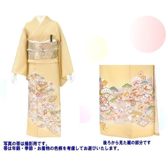色留袖 レンタル 951番 20点フルセットレンタル 往復送料無料|kimono-world|02