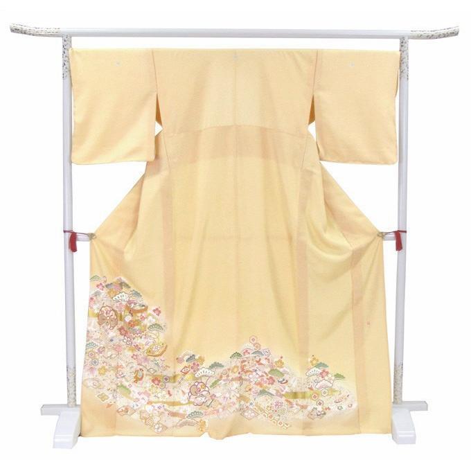 色留袖 レンタル 951番 20点フルセットレンタル 往復送料無料|kimono-world|03