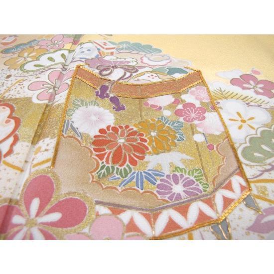 色留袖 レンタル 951番 20点フルセットレンタル 往復送料無料|kimono-world|04