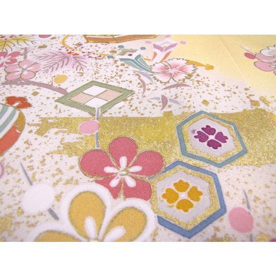 色留袖 レンタル 951番 20点フルセットレンタル 往復送料無料|kimono-world|05