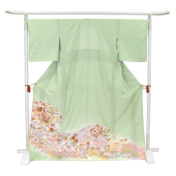 色留袖 レンタル 952番 20点フルセットレンタル 往復送料無料|kimono-world|03