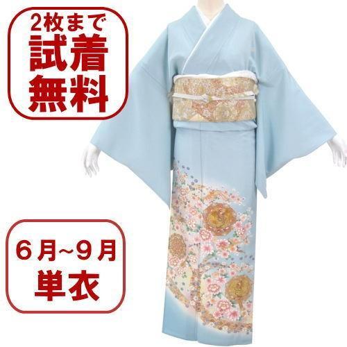 色留袖 レンタル 954番 20点フルセットレンタル 往復送料無料|kimono-world
