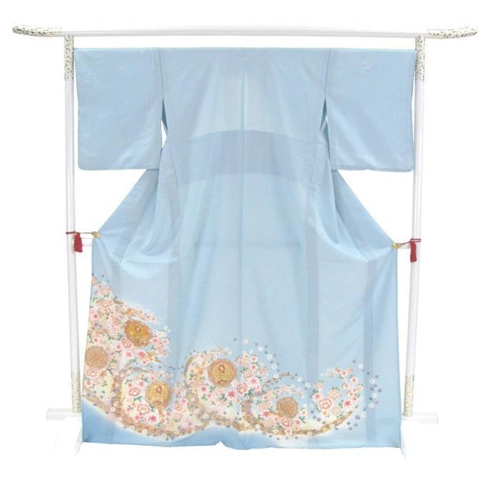 色留袖 レンタル 954番 20点フルセットレンタル 往復送料無料|kimono-world|03