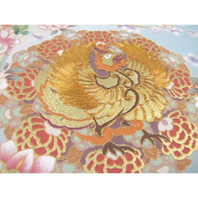 色留袖 レンタル 954番 20点フルセットレンタル 往復送料無料|kimono-world|05