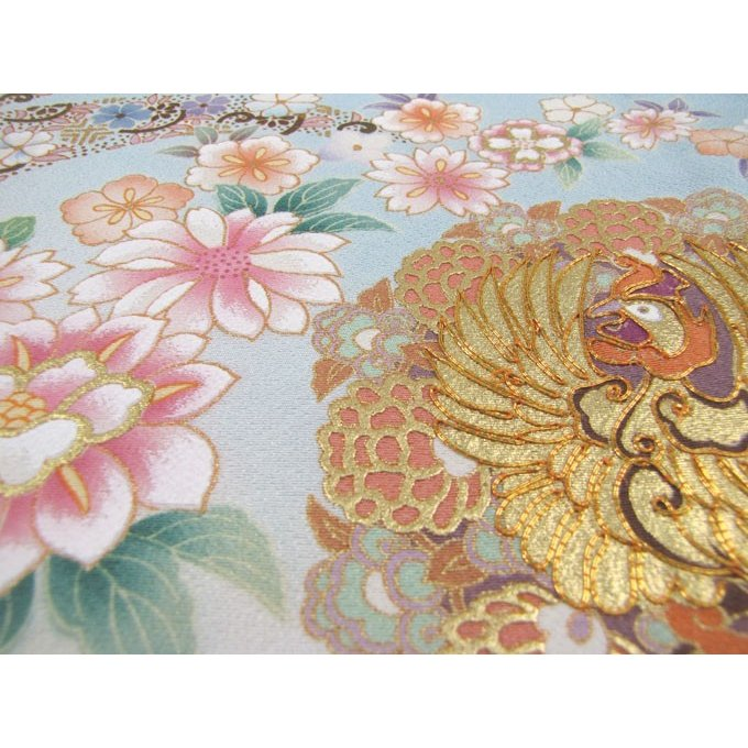 色留袖 レンタル 954番 20点フルセットレンタル 往復送料無料|kimono-world|06