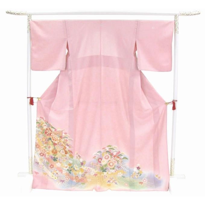 色留袖 レンタル 955番 20点フルセットレンタル 往復送料無料 kimono-world 03