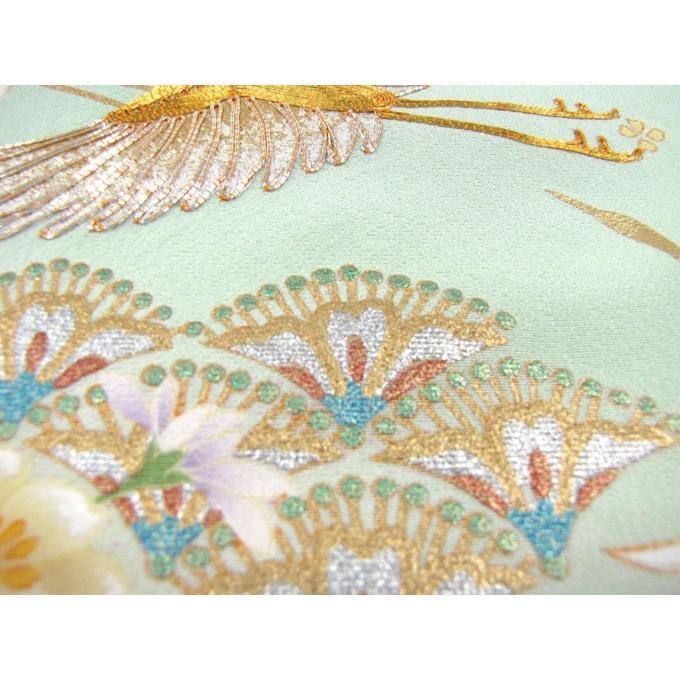 色留袖 レンタル 956番 20点フルセットレンタル 往復送料無料|kimono-world|06