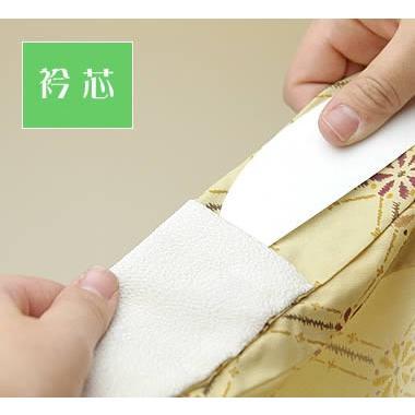 衿芯 カーブ 2本入り ポリプロピレン 着物 襟芯 kimonocafe-y 02