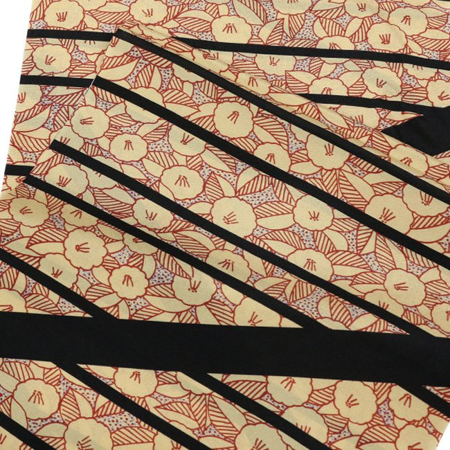 帯揚げ 正絹 礼装 洒落 サンプル アウトレット セール 着物 和装 帯上げ|kimonocafe-y|05