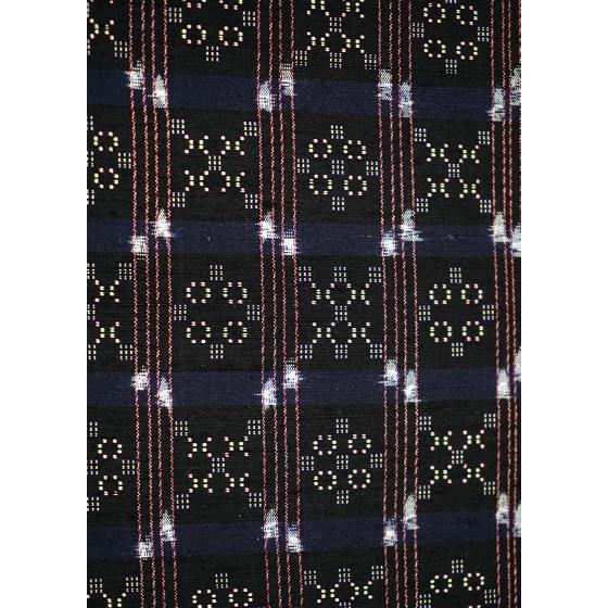 本場琉球 南風原花織紬着尺 贅沢紬 織の芸術 琉球染織美術工芸品|kimonotanaka|06