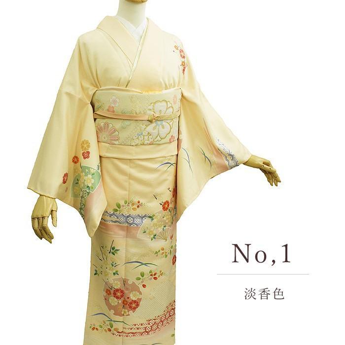 特価 訪問着 洗える着物 新品 結婚式 七五三 上品|kimonoyawakura|02