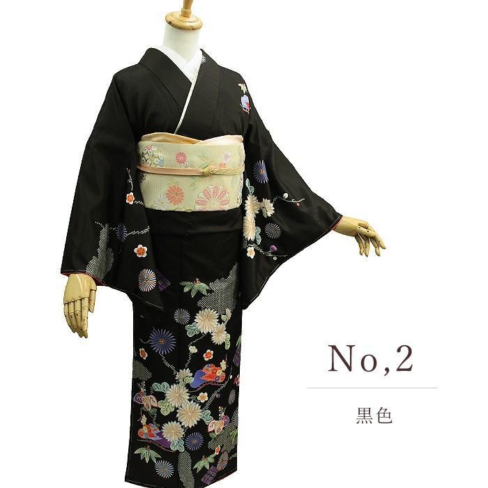 特価 訪問着 洗える着物 新品 結婚式 七五三 上品|kimonoyawakura|03