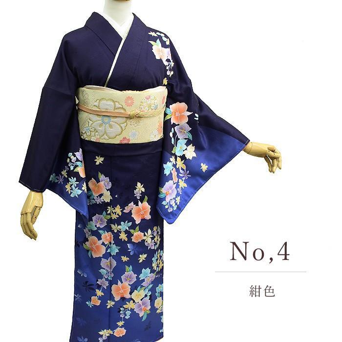 特価 訪問着 洗える着物 新品 結婚式 七五三 上品|kimonoyawakura|05