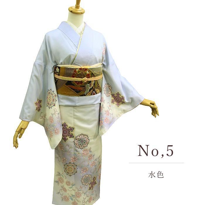 特価 訪問着 洗える着物 新品 結婚式 七五三 上品|kimonoyawakura|06