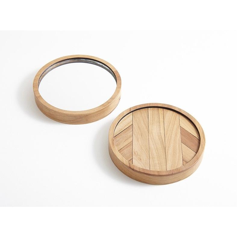りんごの木の手鏡 APPLE TREE|kimuramokuhin