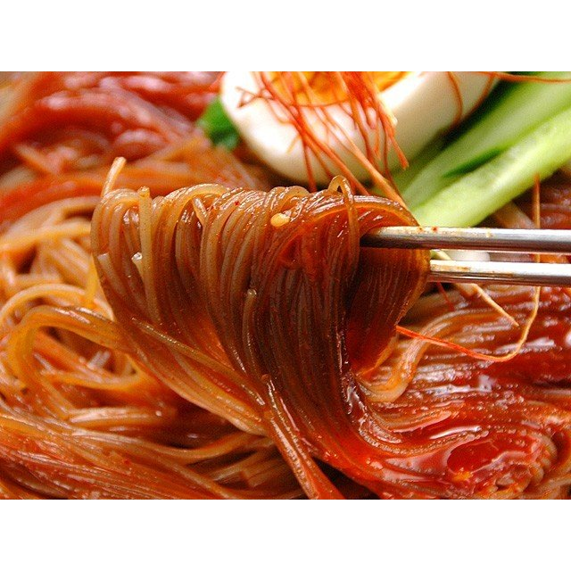 宋家のビビン麺2食入 ピビン麺 ビビム麺 ピビム麺 常温便・クール冷蔵便可 グルメ|kimuyase|03
