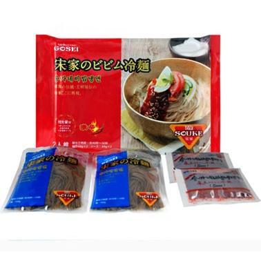宋家のビビン麺2食入 ピビン麺 ビビム麺 ピビム麺 常温便・クール冷蔵便可 グルメ|kimuyase|04