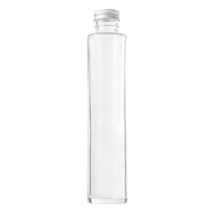 ハーバリウム瓶 ストレート215ml フタ付き 贈物 奉呈
