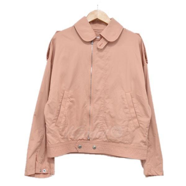 【送料込】 beautiful people 17SS  french flight jacket  ジップアップブルゾン 1715102503 ピンク サイズ:, 布団とパジャマ「ふとんハウス」 a6b98acb