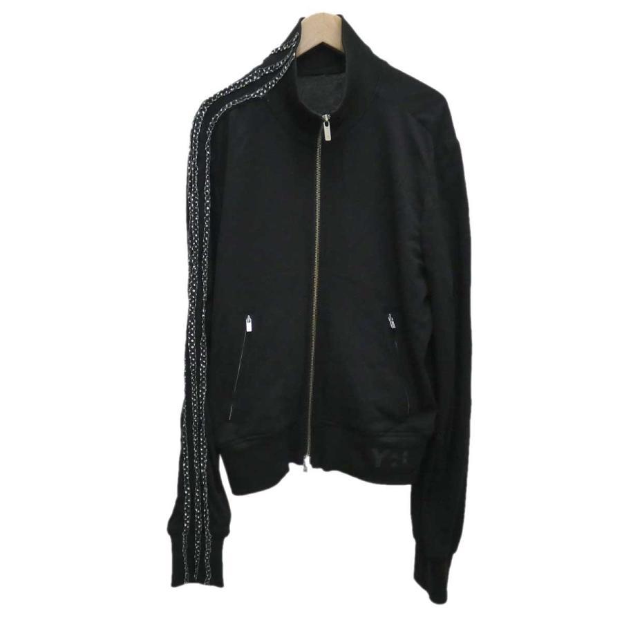 【激安アウトレット!】 Y-3 トラックジャケット ブラック サイズ:S (堅田店) 200120, ギフトと雑貨のお店 デコプリティ add93dbd