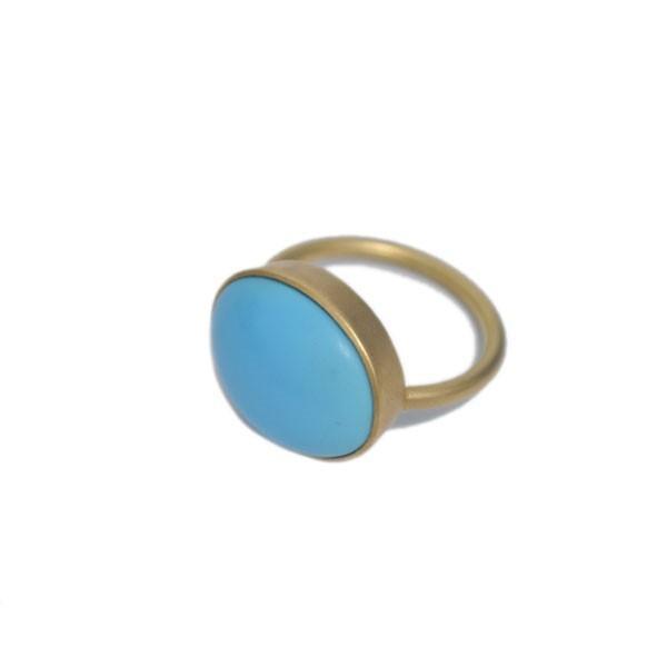 格安人気 MARIHA ターコイズ 18K リング リング サイズ:8.5号 Earth Drops アースドロップス ゴールド・ブルー 191115 サイズ:8.5号 (アメリカ村店) 191115, バーゲンで:9289f963 --- airmodconsu.dominiotemporario.com
