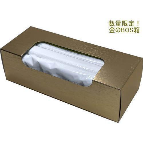 クリロン化成 BOS うんちが臭わない袋ペット用(袋色:みずいろ) SSサイズ(17*27cm) 箱型200枚入/2個セット(おまけ:三菱アルカリ乾電池10本付) king-depart 03