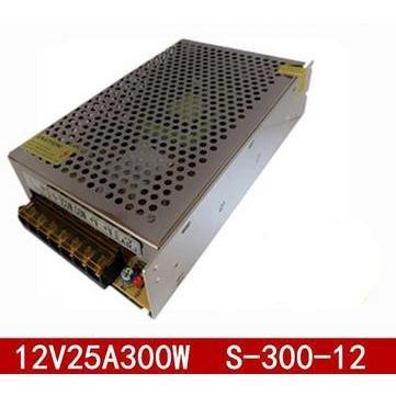 新品 直流安定化電源 超人気 超美品再入荷品質至上 スイッチング電源AC100V→12V25A 300W
